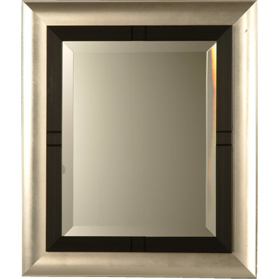 Mirror with Simple Frame